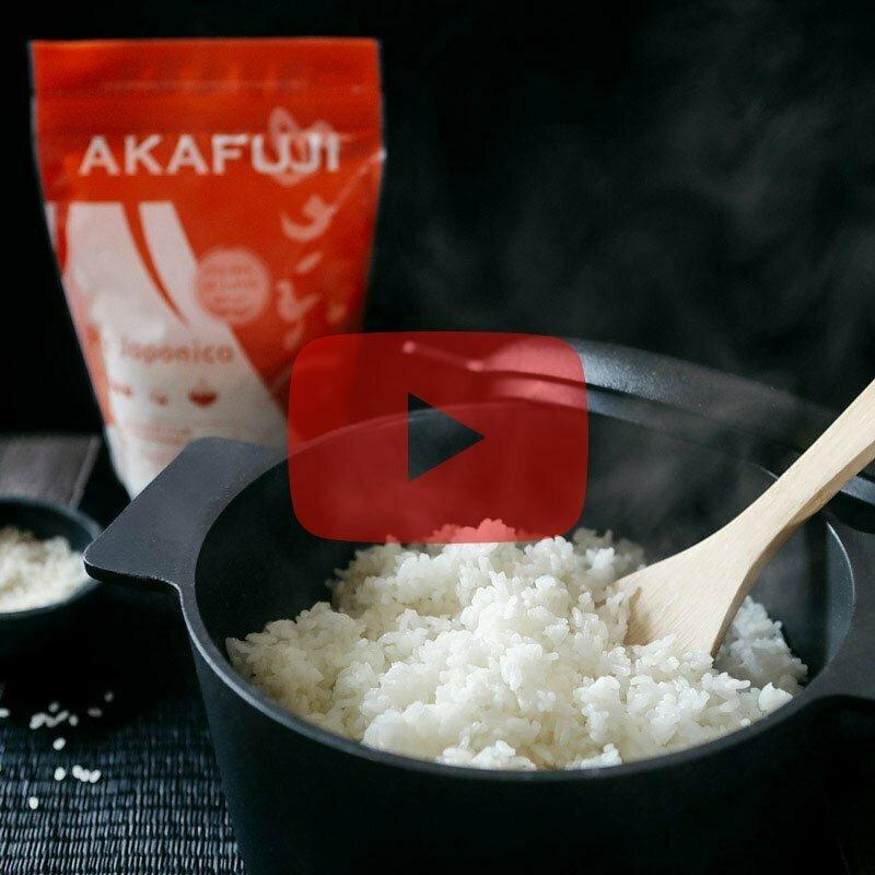 cuire le riz akafuji en vidéo youtube